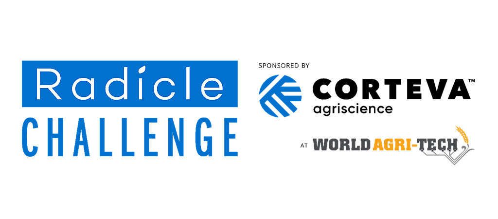Radicle Growth and Corteva Launch a Challenge to Invest $250k in a Top AgTech Innovator