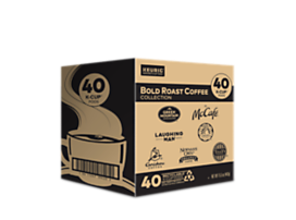 Bold Roast Coffee Collection Variety Pack