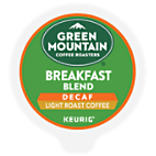 Breakfast Blend Decaf Coffee,recyclable