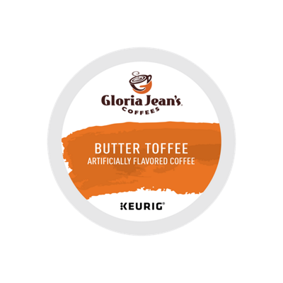 Butter Toffee Coffee