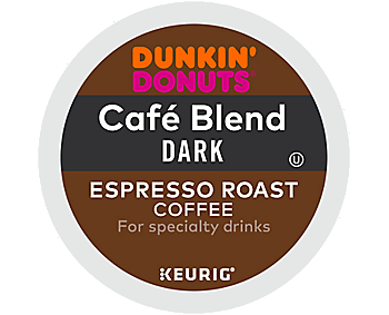 Cafe Blend Dark Espresso Roast Coffee