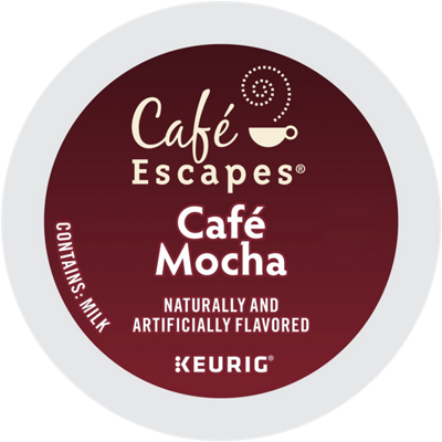 Cafe Mocha Coffee Keurig