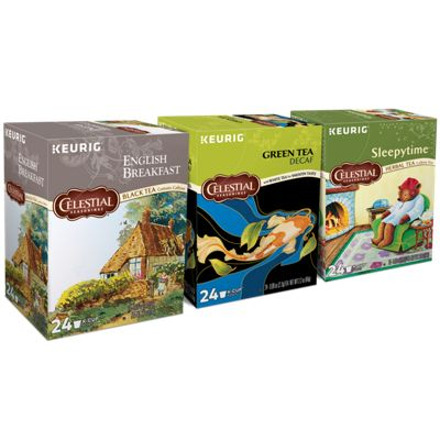 Celestial Seasonings® Variety Pack