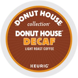 Donut House® Decaf Coffee