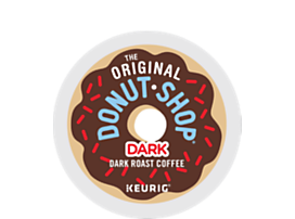 Donut Shop® Dark Coffee
