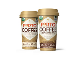 Forto Organic Coffee Shots  - 200mg Caffeine   (6 units Variety Pack)
