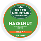 Hazelnut Decaf Coffee
