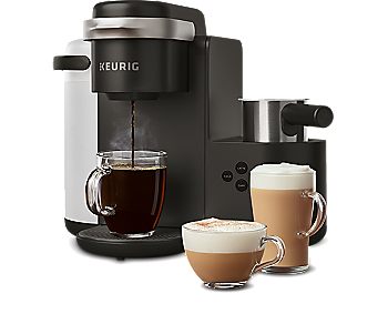 K-Café™ Single Serve Coffee, Latte & Cappuccino Maker