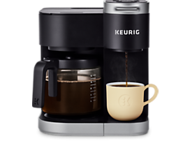K-Duo™ Single Serve and Carafe Coffee Maker