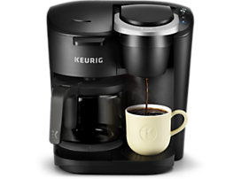 K-Duo Essentials™ Single Serve and Carafe Coffee Maker