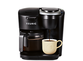 K-Duo Essentials™ Single Serve & Carafe Coffee Maker