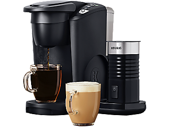 Keurig K Latte Single Serve Coffee And Latte Maker