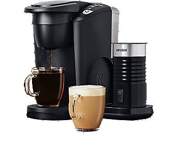 K-Latte® Single Serve Coffee and Latte Maker