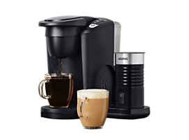 K-Latte™ Single Serve Coffee and Latte Maker