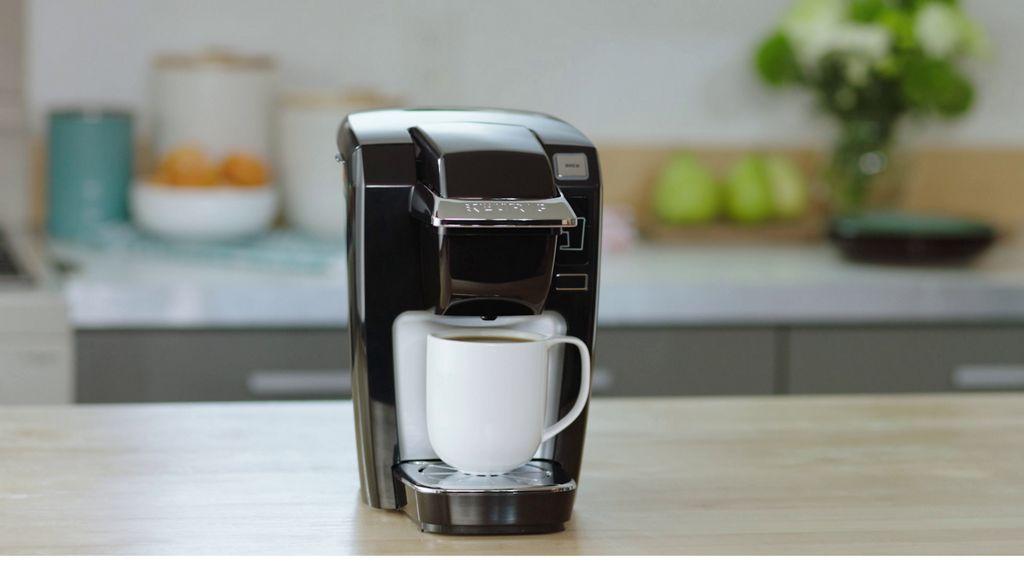 Keurig Mini K15 Coffee Maker Small Coffee Machine