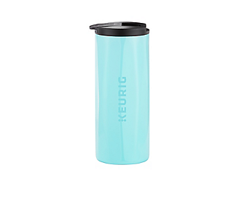 14oz. Faceted Travel Mug - Oasis