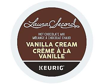 Hot Chocolate Mix Vanilla Cream Recyclable