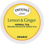 Lemon & Ginger Herbal Tea
