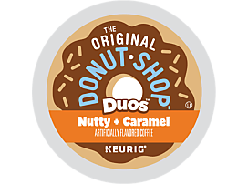 Nutty Caramel Coffee
