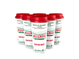 Original Glazed™ Latte Coffee Shot