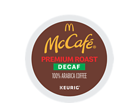 Premium Roast Decaf Coffee