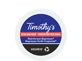 Rainforest Espresso Extra Bold Coffee,recyclable