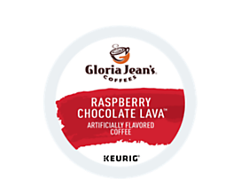 Raspberry Chocolate Lava Coffee