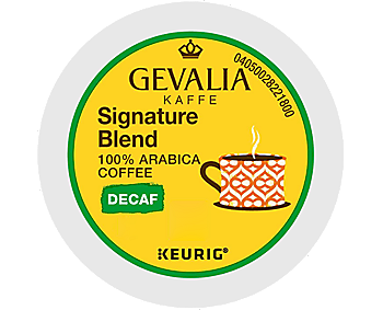Signature Blend Decaf Coffee