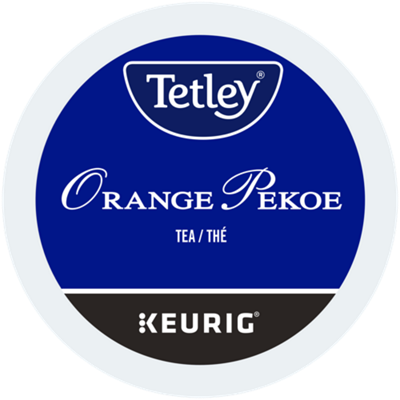 Thé orange pekoe recyclable