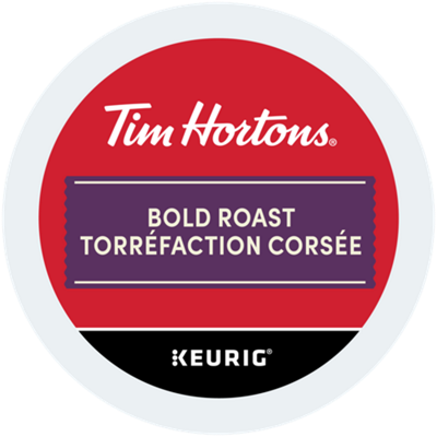 Tim Hortons® Bold Roast Recyclable