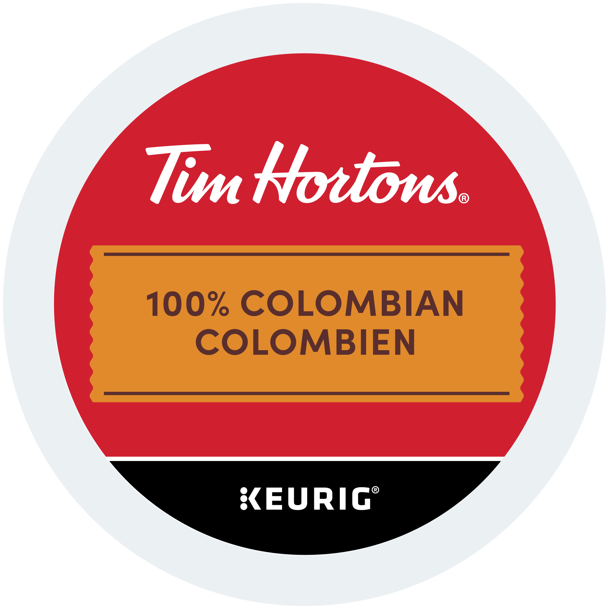 Tim Hortons® Colombien