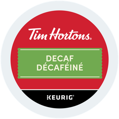 Tim Hortons® Decaf Recyclable