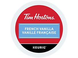Tim Hortons® French Vanilla Recyclable