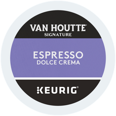Van Houtte Espresso Dolce Crema Signature Recyclable