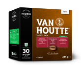 Van Houtte® Variety Box House Blend Recyclable