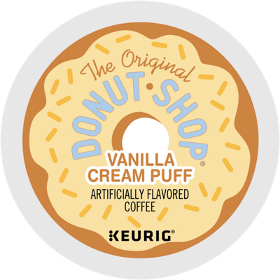 Vanilla Cream Puff Coffee