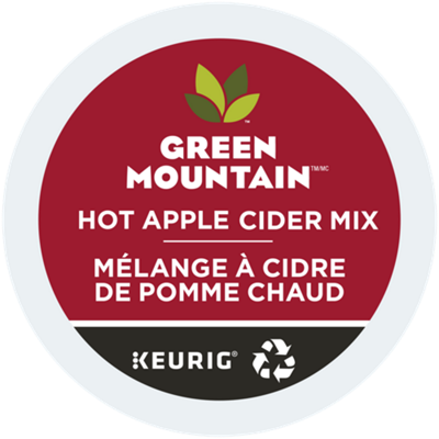 Hot Apple Cider Mix Recyclable