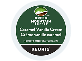 Caramel Vanilla Cream Coffee Recyclable