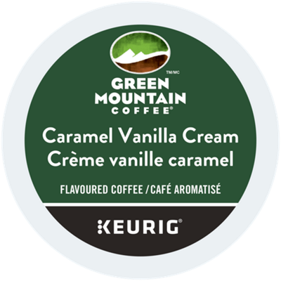 Crème vanille caramel Recyclable
