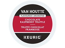 Truffe chocolat framboise recyclable