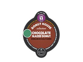 Chocolate Glazed Donut Coffee