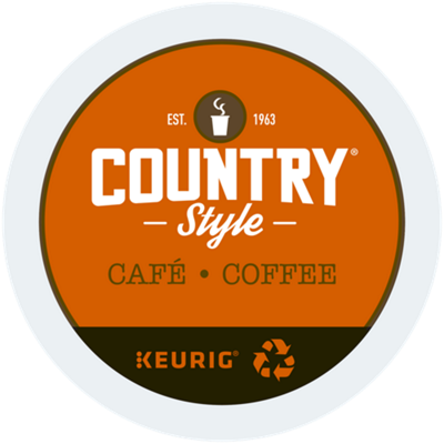 Country Style Original Blend Recyclable