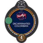 Decaffeinated Colombian Coffee