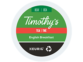 Thé English Breakfast décaféiné Recyclable
