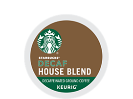House Blend Decaf Coffee