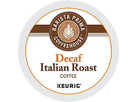 Decaf Italian Roast Coffee
