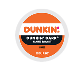 Dunkin Donuts® K-Cup Pods | Dunkin' Donuts Coffee | Keurig