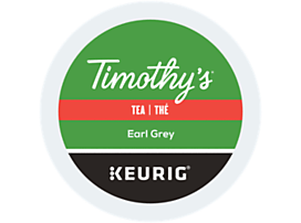 Thé Earl Grey Recyclable