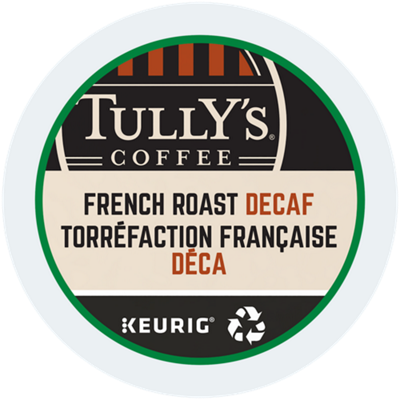 French Roast Decaf Coffee Recyclable