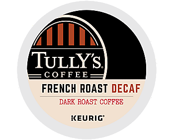 French Roast Decaf Extra Bold Coffee